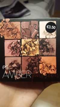 Primark - Amber passion - Eye shadow