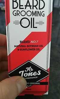 MR JONES - Beard grooming oil