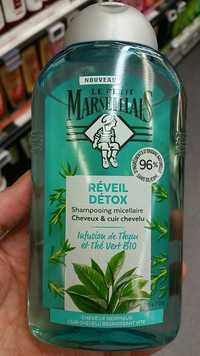 Le petit marseillais - Réveil détox - Shampooing micellaire