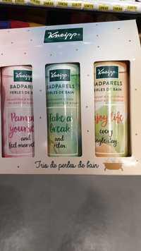 KNEIPP - Palmarosa & pivoine - Perles de bain