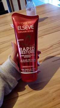 L'ORÉAL - Elseve - Color-vive - Après-shampooing intensif