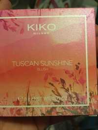 KIKO - Tuscan sunshine - Blush