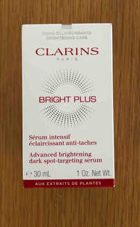CLARINS - Bright Plus Sérum intensif éclaircissant
