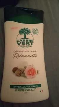 L'Arbre vert - Relaxante - Crème douche du soir