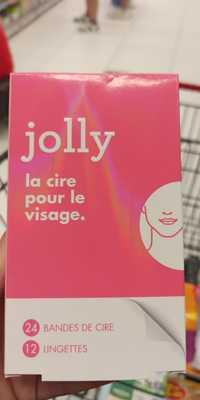 JOLLY - La cire pour le visage