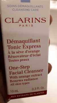Clarins - Démaquillant tonic express