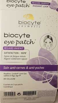 Biocyte - Eye patch - Soin anti-cernes & anti-poches