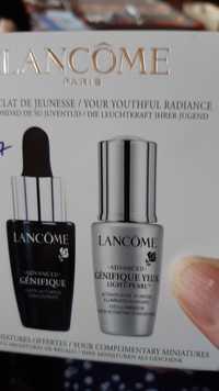 Lancôme - Advanced - Génifique & génifique yeux light-pearl