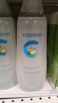 Cosmia - Gel douche et bain à l'eau de coco