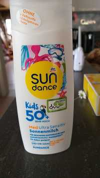 Sun Dance - Kid Med Ultra Sensitiv - Sonnenmilch  50+