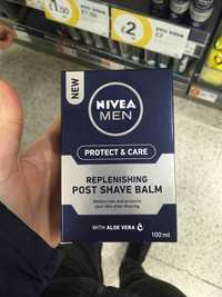 NIVEA - Men - Replenishing post shave balm