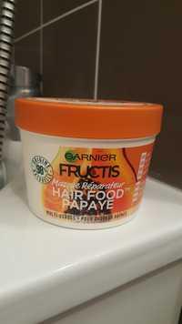 Garnier - Fructis - Masque réparateur papaye