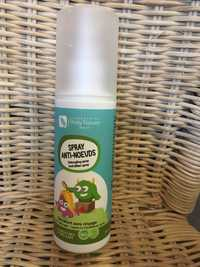 Body Nature - Spray anti-noeuds - Démêlant sans rinçage enfants