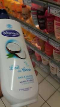 MARQUE REPÈRE - Manava Lait de Coco