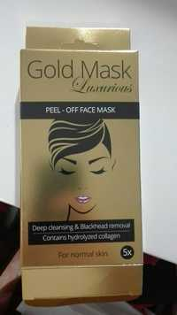 Maxbrands - Gold Mask Luxurious peel-off face mask