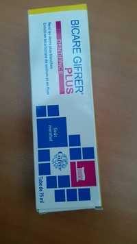GIFRER - Bicare plus - Dentifrice