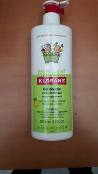 KLORANE - Petit junior - Gel douche corps et cheveux