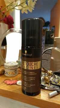 Schwarzkopf - Retouche racines  - Spray masquant immédiat châtain