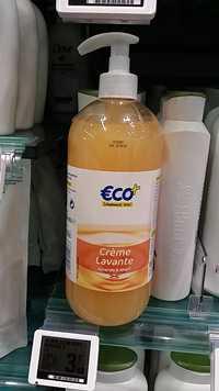 Eco+ - Crème lavante amande & miel