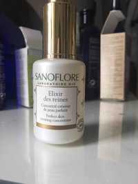 SANOFLORE - Elixir des reines - Concentré créateur de peau parfaite
