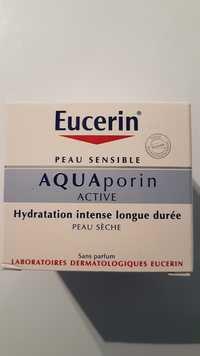 Eucerin - Aquaporin active - Hydratation intense longue durée