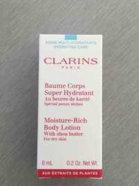 CLARINS - Baume corps super hydratant au beurre de karité