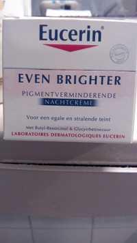 Eucerin - Even brighter - Réducteur de tâches soin de nuit