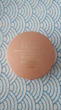 Bourjois - Mineral radiance - Poudre pressée éclat minéral 05 doré