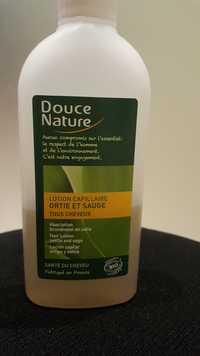 Douce Nature - Lotion capillaire ortie et sauge tous cheveux