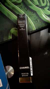 Chanel - Stylo yeux waterproof - Contour des yeux longue tenue 88 Noir  intense 01a0bf756ee