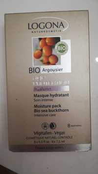 Logona - Age protection Hyaluron - Masque hydratant