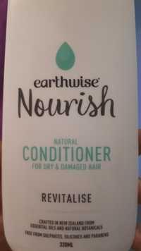 EARTHWISE - Conditioner for dry et dramaged hair