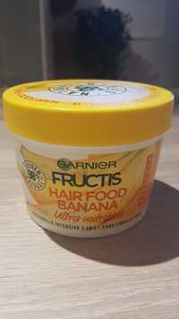 Garnier - Fructis - Hair food banana