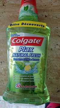 COLGATE - Plax natural fresh 12h de protection