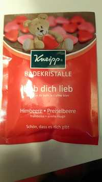 Kneipp - Cristaux de bain