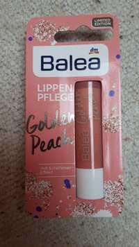Balea - Golden peach - Lippenpflege