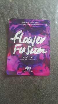 ORIGINS - Flower fusion violet - Masque tissu nourrissant