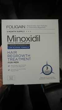 FOLIGAIN - Minoxidil - Hair regrowth treatment for men