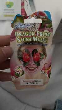MONTAGNE JEUNESSE - Dragon fruit sauna maske