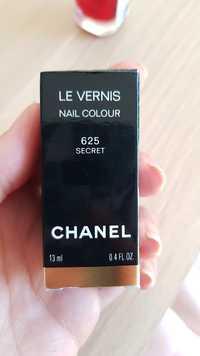 Chanel - Le vernis 625 secret