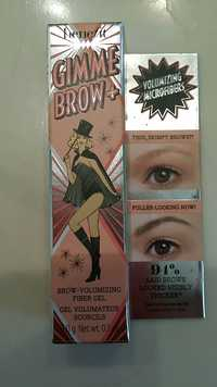 BENEFIT - Gimme brow + - Gel volumateur sourcils