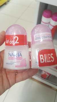NARTA - Bio-efficacité - Anti-transpirant 48h