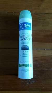SANEX - Natur protect - Déodorant à la pierre d'Alun 24h