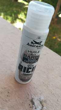 Hairgum -  Huile de soin barbe & cheveux ricin