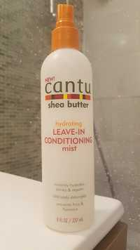 Cantu - Shea Butter - Hydrating Leave-in conditioning mist