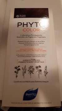 Phyto - Phyto color - Coloration permanente 6 blond foncé