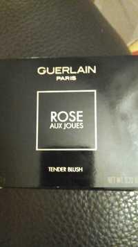 GUERLAIN - Rose aux joues