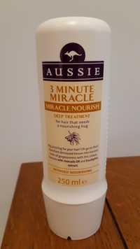 AUSSIE - 3 Minute miracle - Deep treatment