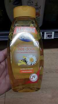 LABELL - Shampooing très doux à la camomille & mimosa