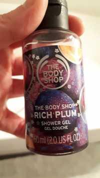 THE BODY SHOP - Rich plum - Gel douche